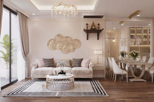 Cập nhật báo giá thiết kế nội thất chung cư 2020 | Nội thất Gia Vũ