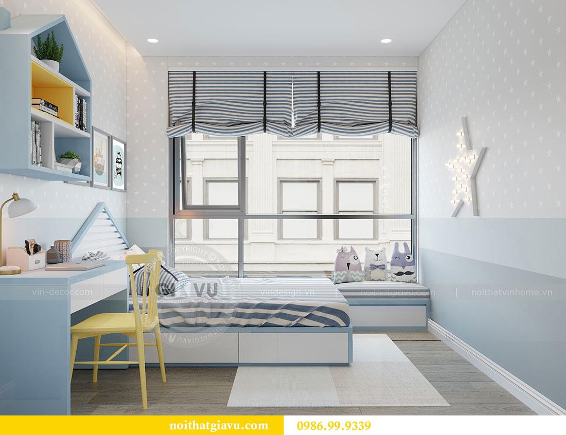 Chiêm ngưỡng nội thất căn hộ 110m2 tại dự án Vinhomes Metropolis 10