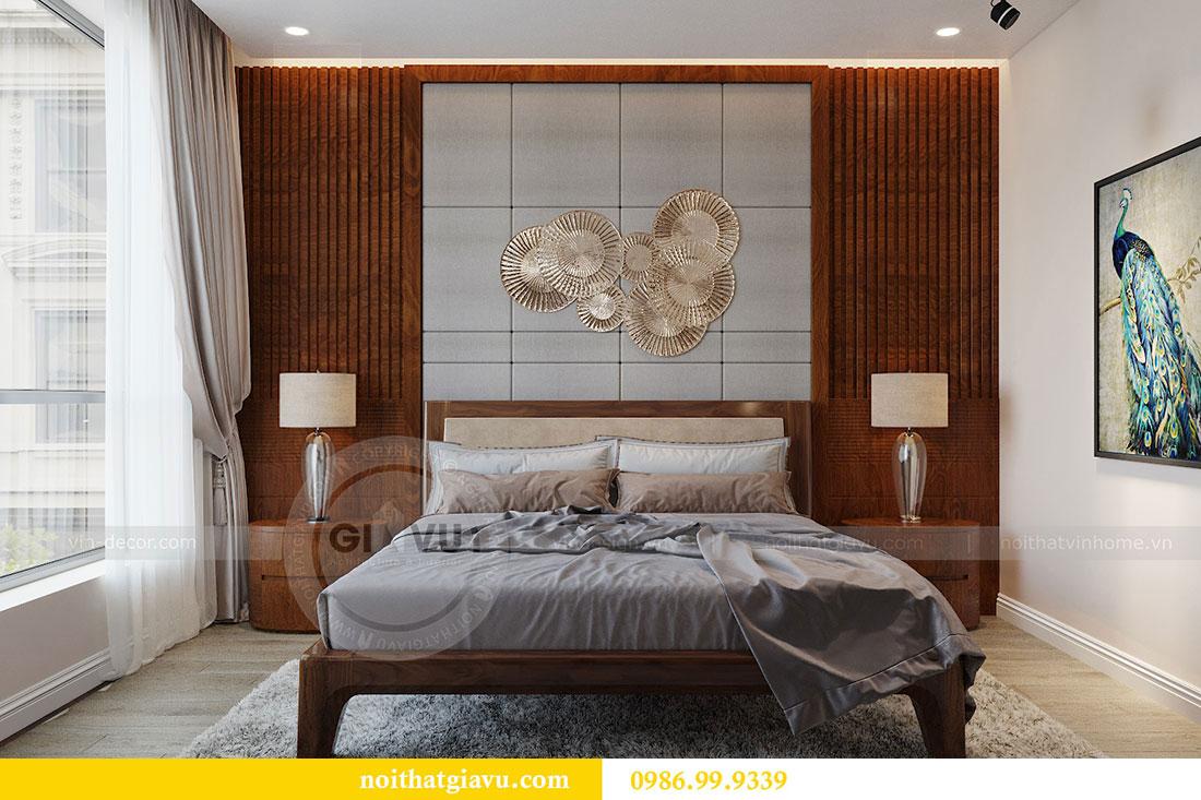 Chiêm ngưỡng nội thất căn hộ 110m2 tại dự án Vinhomes Metropolis 5