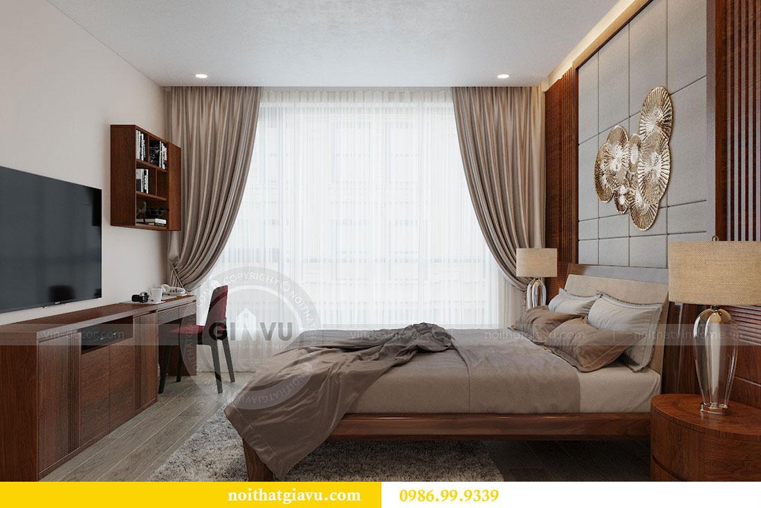 Chiêm ngưỡng nội thất căn hộ 110m2 tại dự án Vinhomes Metropolis 6