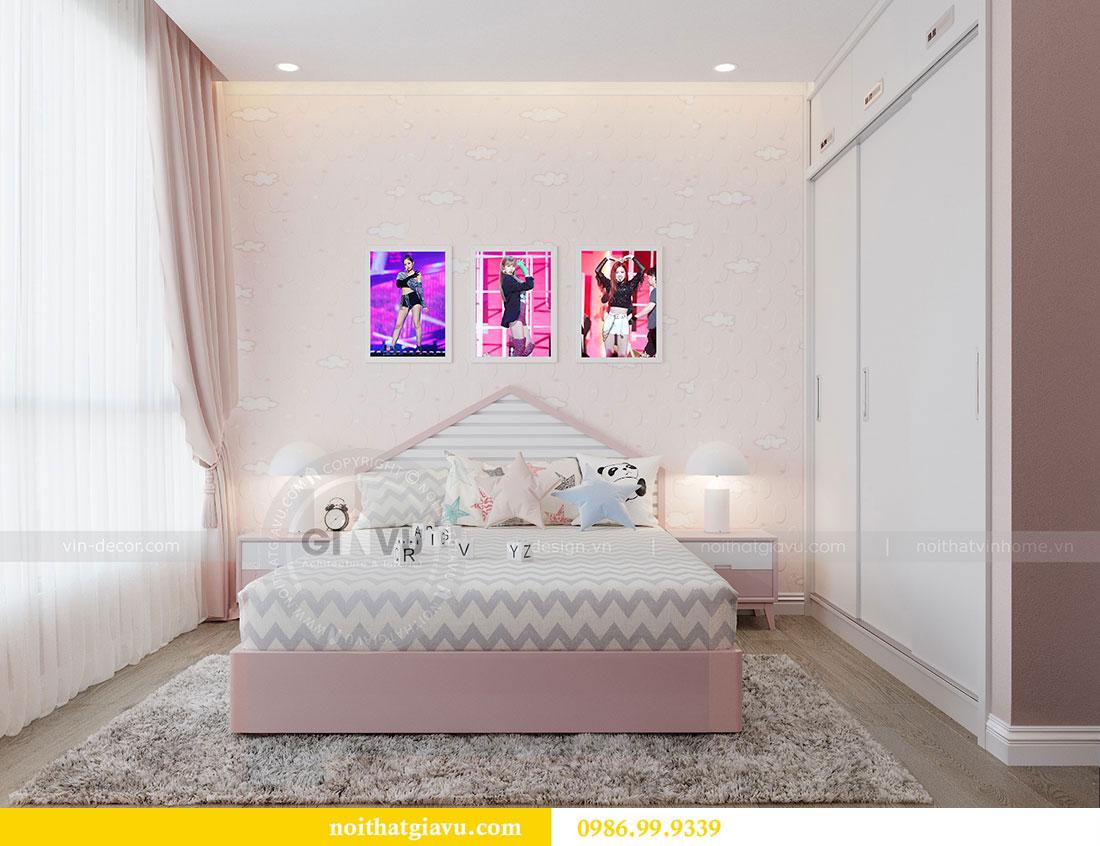 Chiêm ngưỡng nội thất căn hộ 110m2 tại dự án Vinhomes Metropolis 7