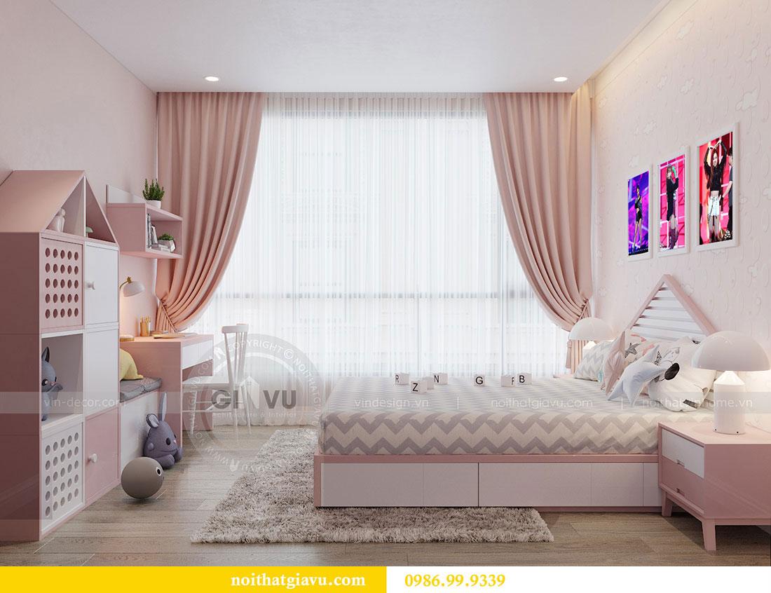 Chiêm ngưỡng nội thất căn hộ 110m2 tại dự án Vinhomes Metropolis 8