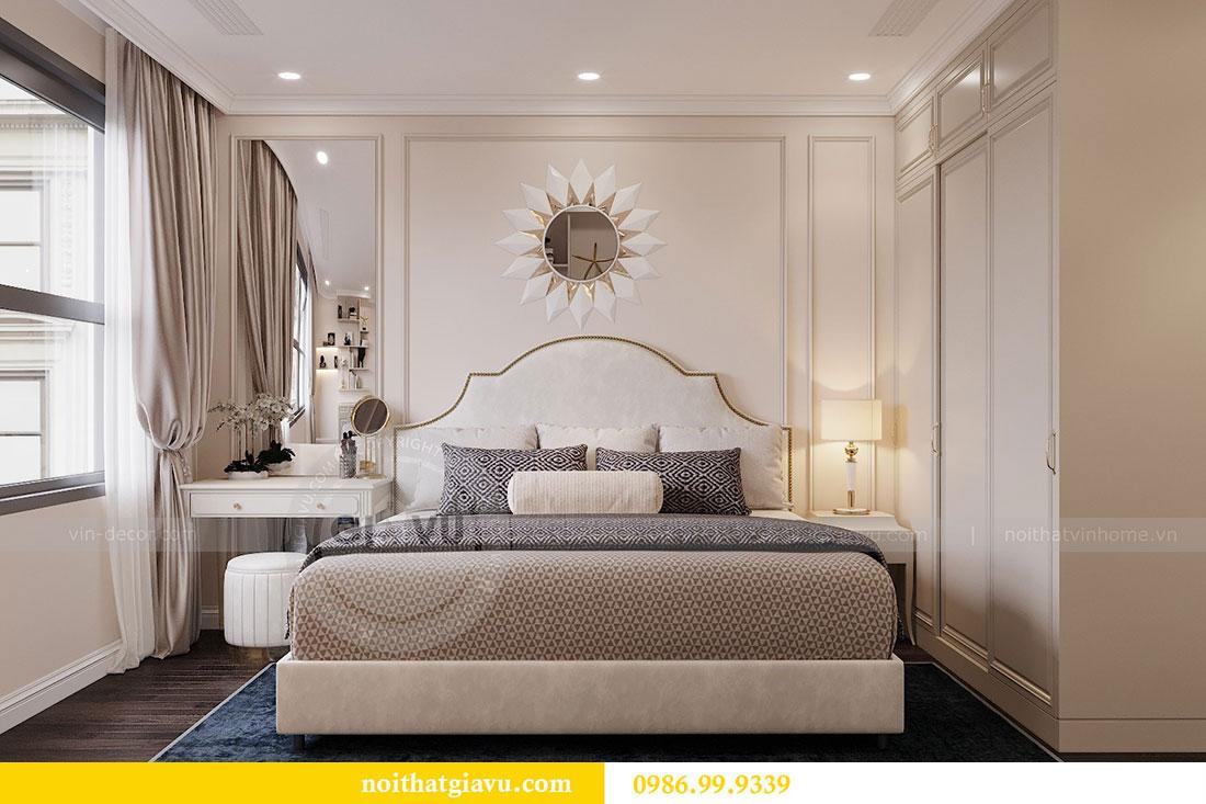 Nội thất căn hộ chung cư 2 phòng ngủ đẹp sang trọng - chị Mận 7