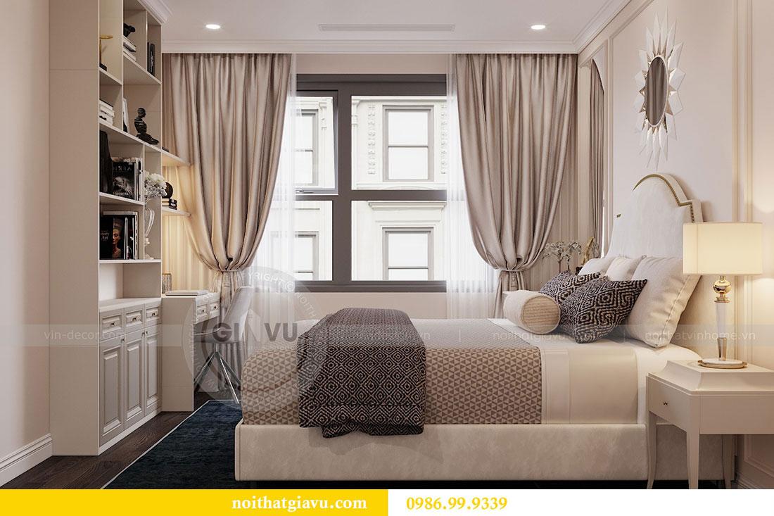 Nội thất căn hộ chung cư 2 phòng ngủ đẹp sang trọng - chị Mận 9