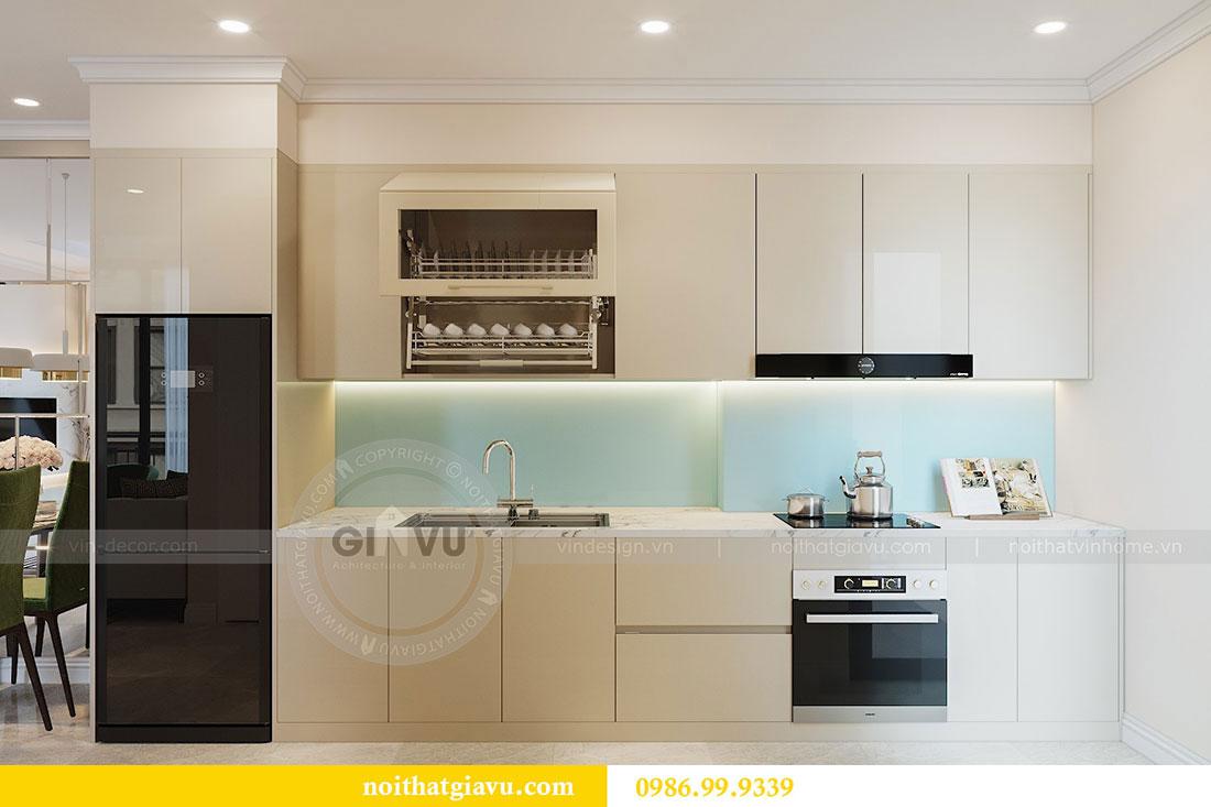 Thiết kế chung cư Dcapitale tòa C6 căn 05 đẹp hiện đại - chị Nụ 4