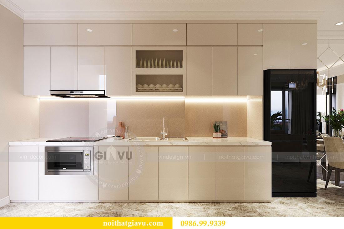 Trải nghiệm không gian nội thất chung cư Dcapitale 4