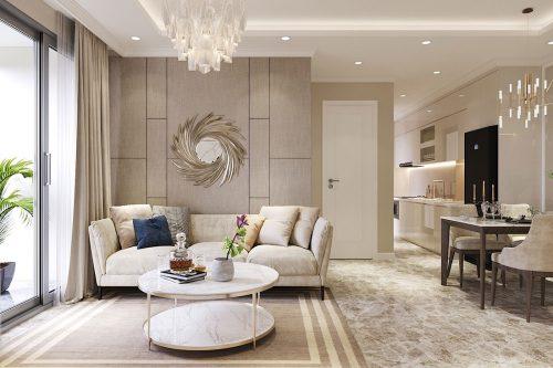 Trải nghiệm không gian nội thất chung cư Dcapitale – Mr.Kang Kyoung Suk