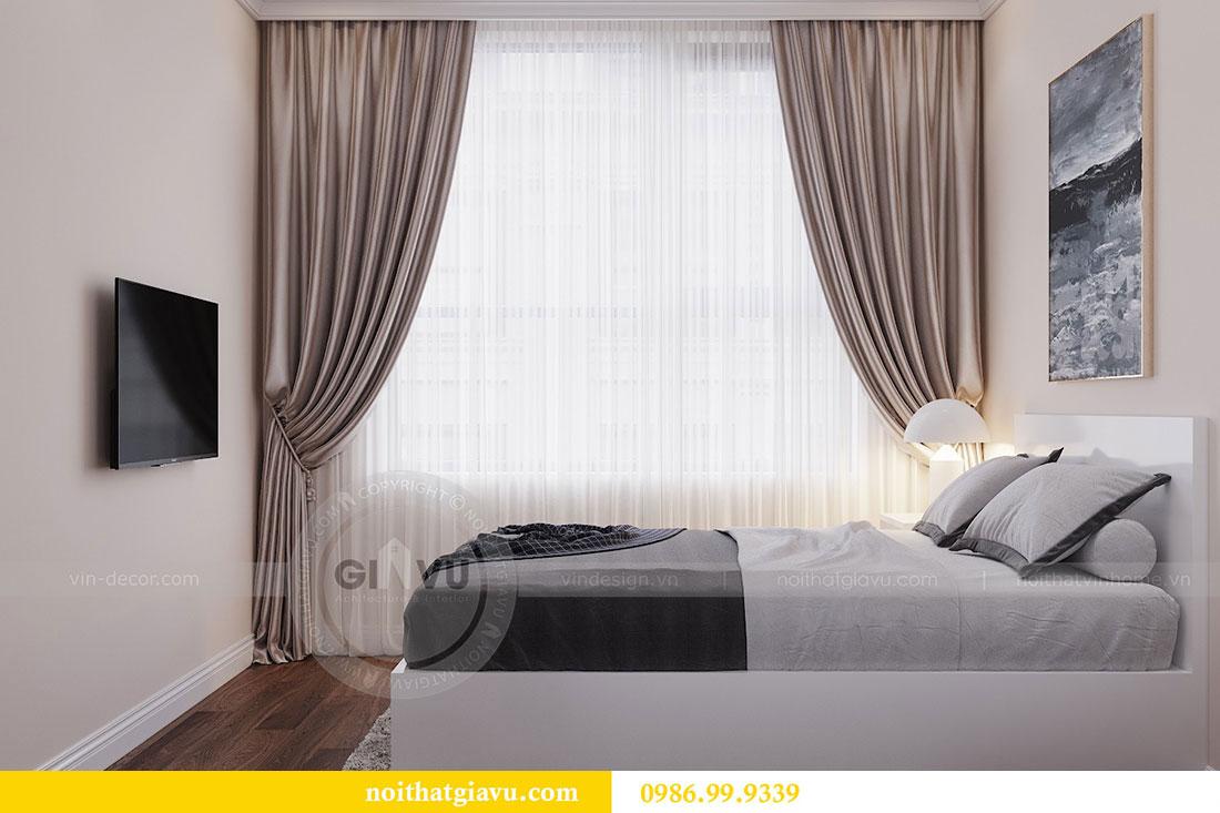 Chỉ với 12 triệu sở hữu mẫu thiết kế nội thất chung cư căn hộ 80m2 10