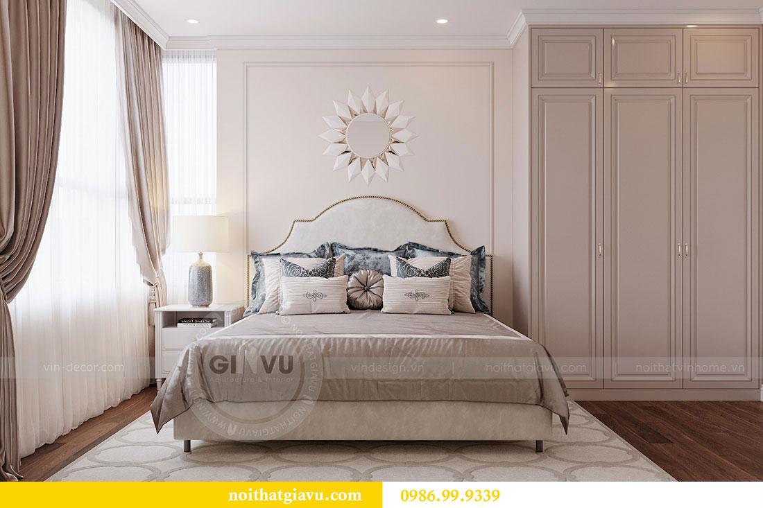 Chỉ với 12 triệu sở hữu mẫu thiết kế nội thất chung cư căn hộ 80m2 4