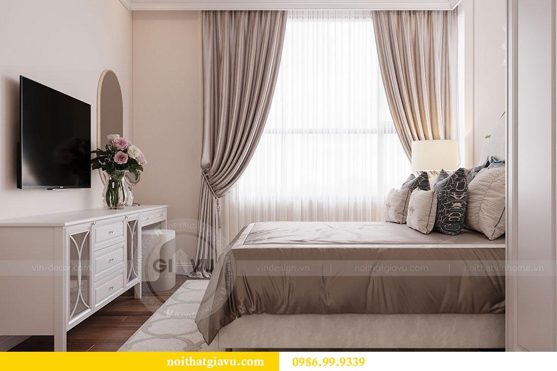 Chỉ với 12 triệu sở hữu mẫu thiết kế nội thất chung cư căn hộ 80m2 5