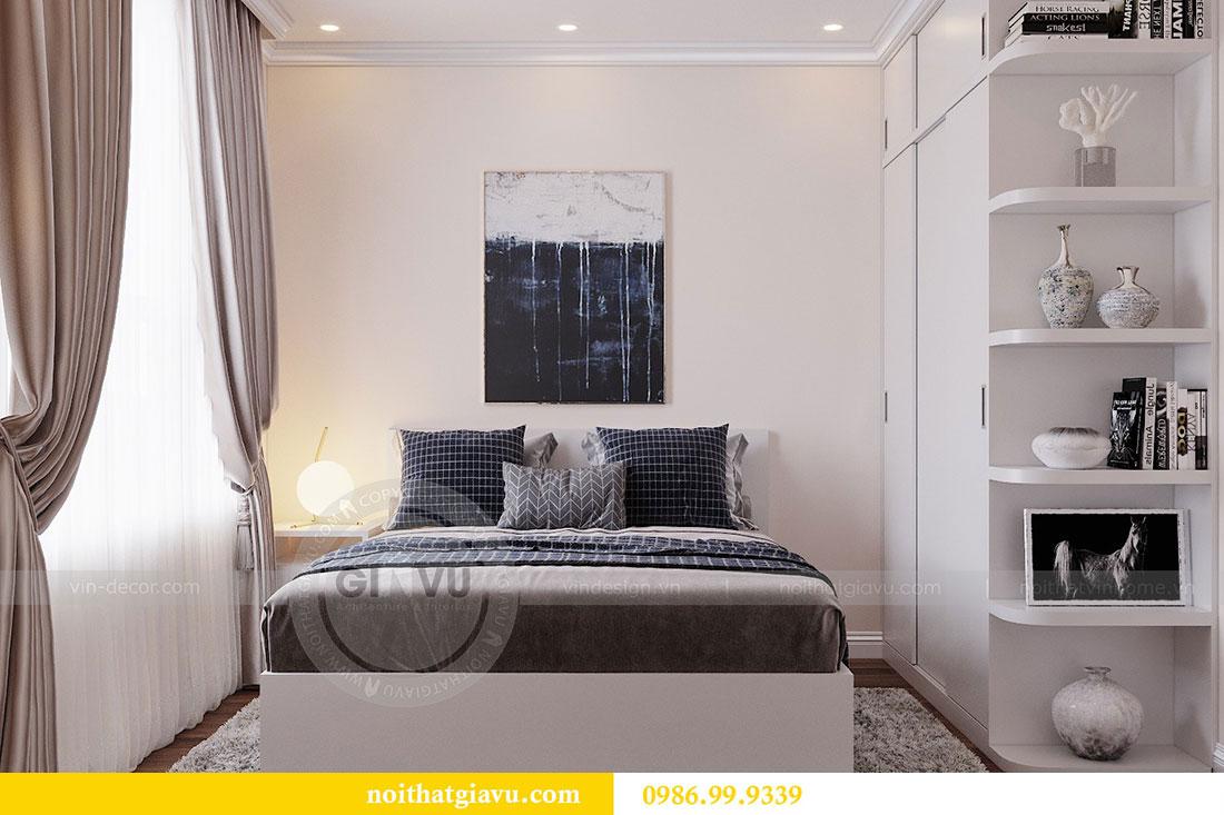 Chỉ với 12 triệu sở hữu mẫu thiết kế nội thất chung cư căn hộ 80m2 7