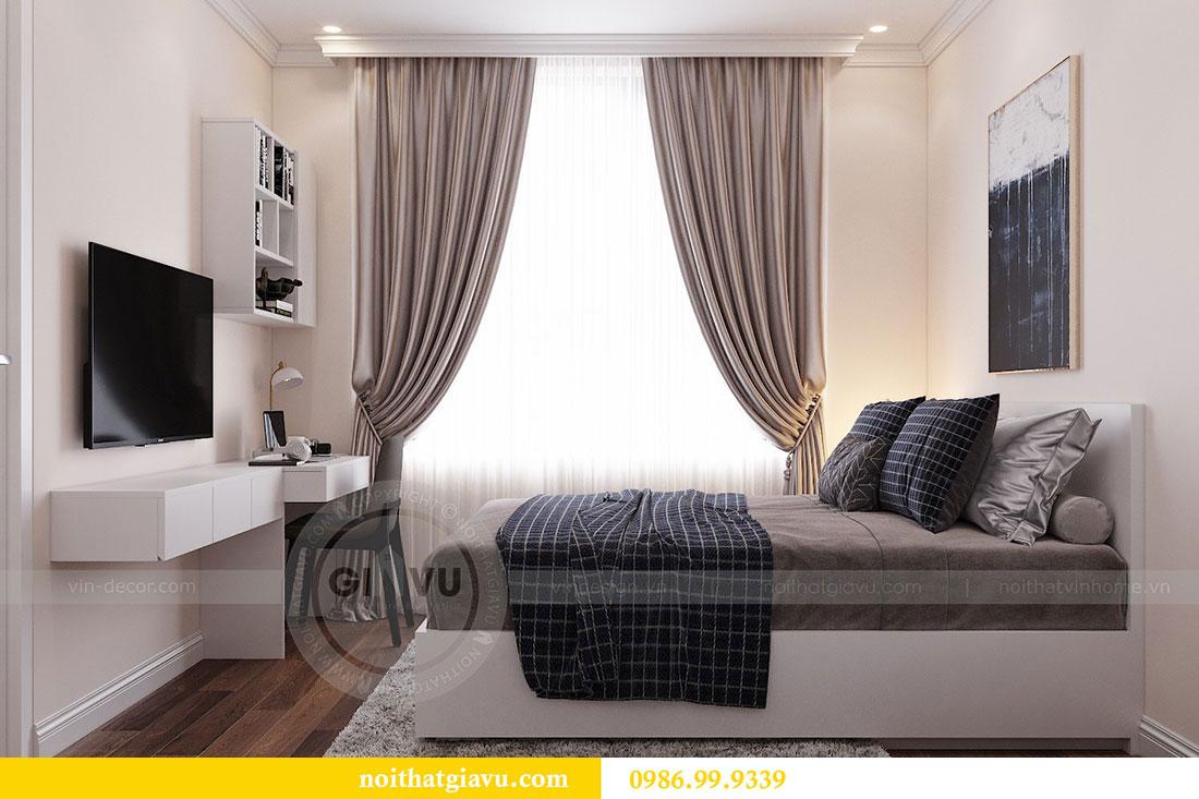 Chỉ với 12 triệu sở hữu mẫu thiết kế nội thất chung cư căn hộ 80m2 8