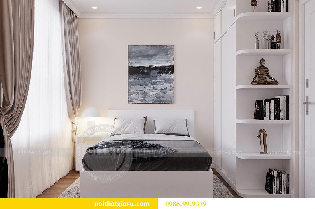 Chỉ với 12 triệu sở hữu mẫu thiết kế nội thất chung cư căn hộ 80m2 9