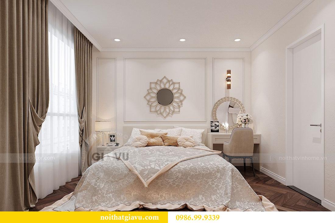 Thiết kế nội thất Dcapitale tòa C7 căn 12 sang trọng đẳng cấp 11
