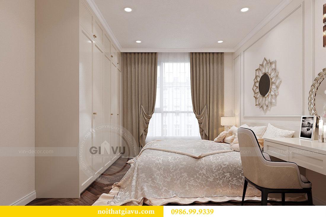 Thiết kế nội thất Dcapitale tòa C7 căn 12 sang trọng đẳng cấp 12
