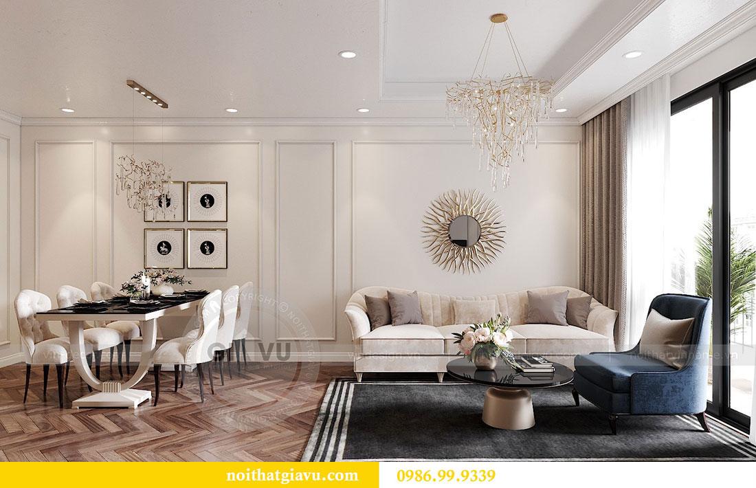 Thiết kế nội thất Dcapitale tòa C7 căn 12 sang trọng đẳng cấp 5