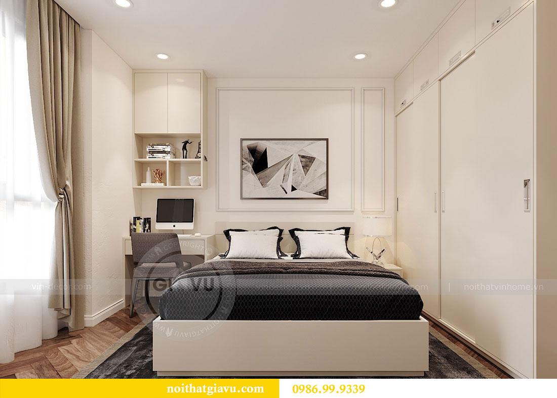Thiết kế nội thất Dcapitale tòa C7 căn 12 sang trọng đẳng cấp 7