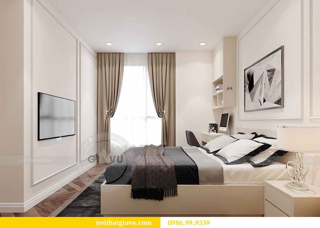 Thiết kế nội thất Dcapitale tòa C7 căn 12 sang trọng đẳng cấp 8
