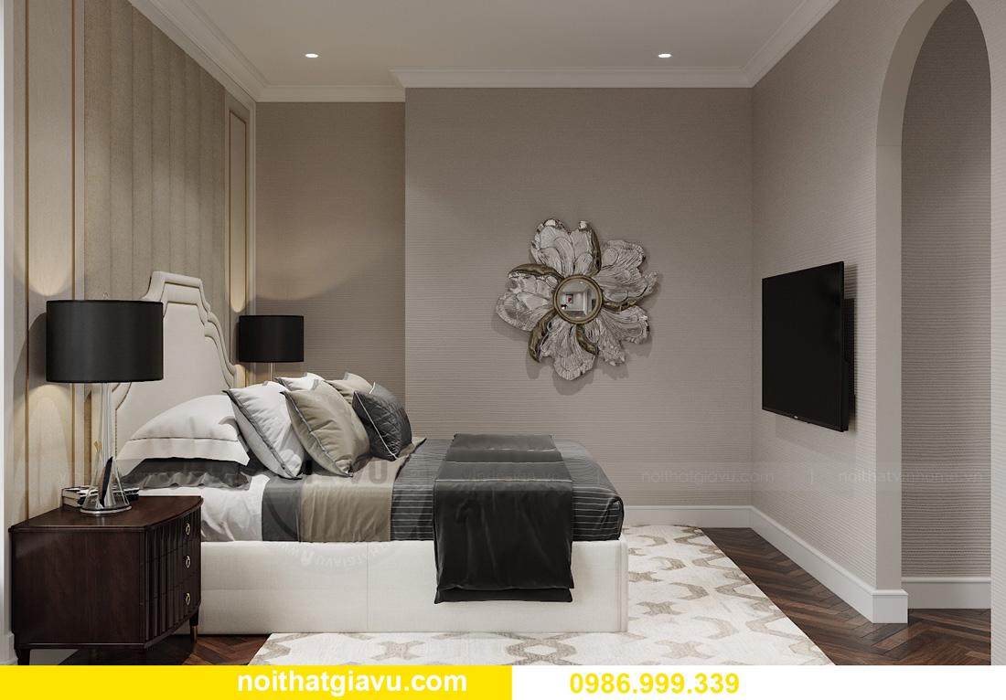 thiết kế nội thất chung cư Smart City Tây Mỗ 06