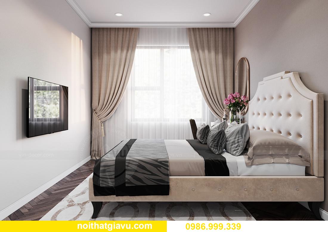 thiết kế nội thất tại chung cư IA20 Ciputra căn 3 ngủ 8