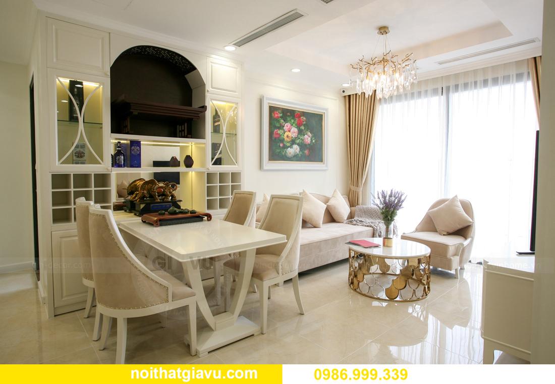 thi công nội thất chung cư cao cấp tại Hà Nội uy tín, chuyên nghiệp 14