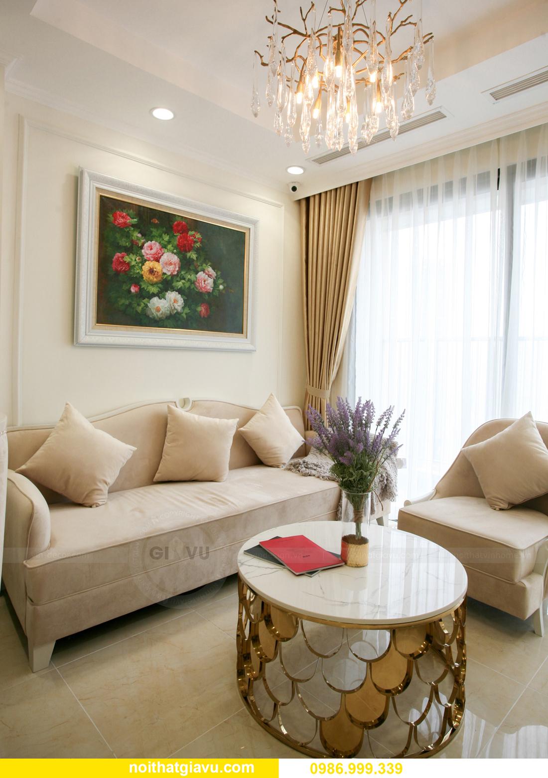thi công nội thất chung cư cao cấp tại Hà Nội uy tín, chuyên nghiệp 15