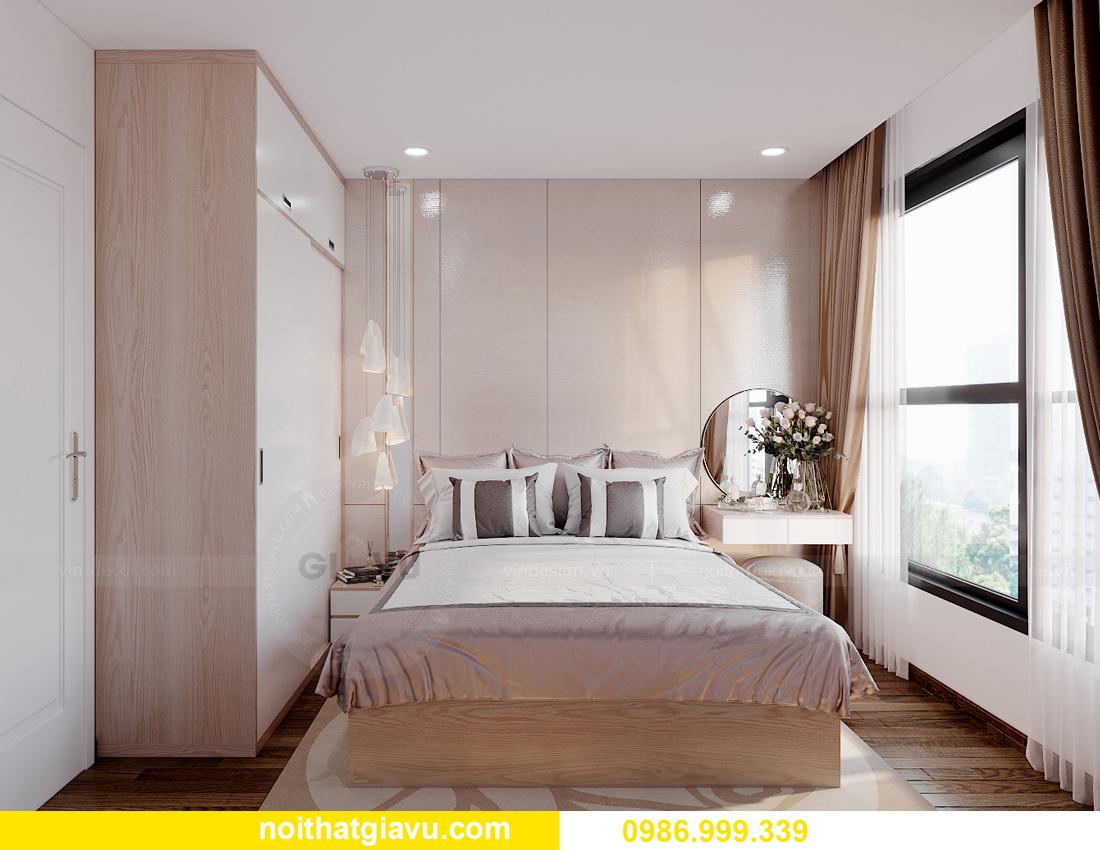 nội thất chung cư Smart City tòa S202 căn hộ 10A nhà anh Huy 6