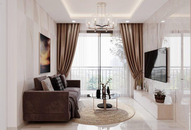 Nội thất chung cư Smart City tòa S202 căn hộ 10A – Mr. Huy