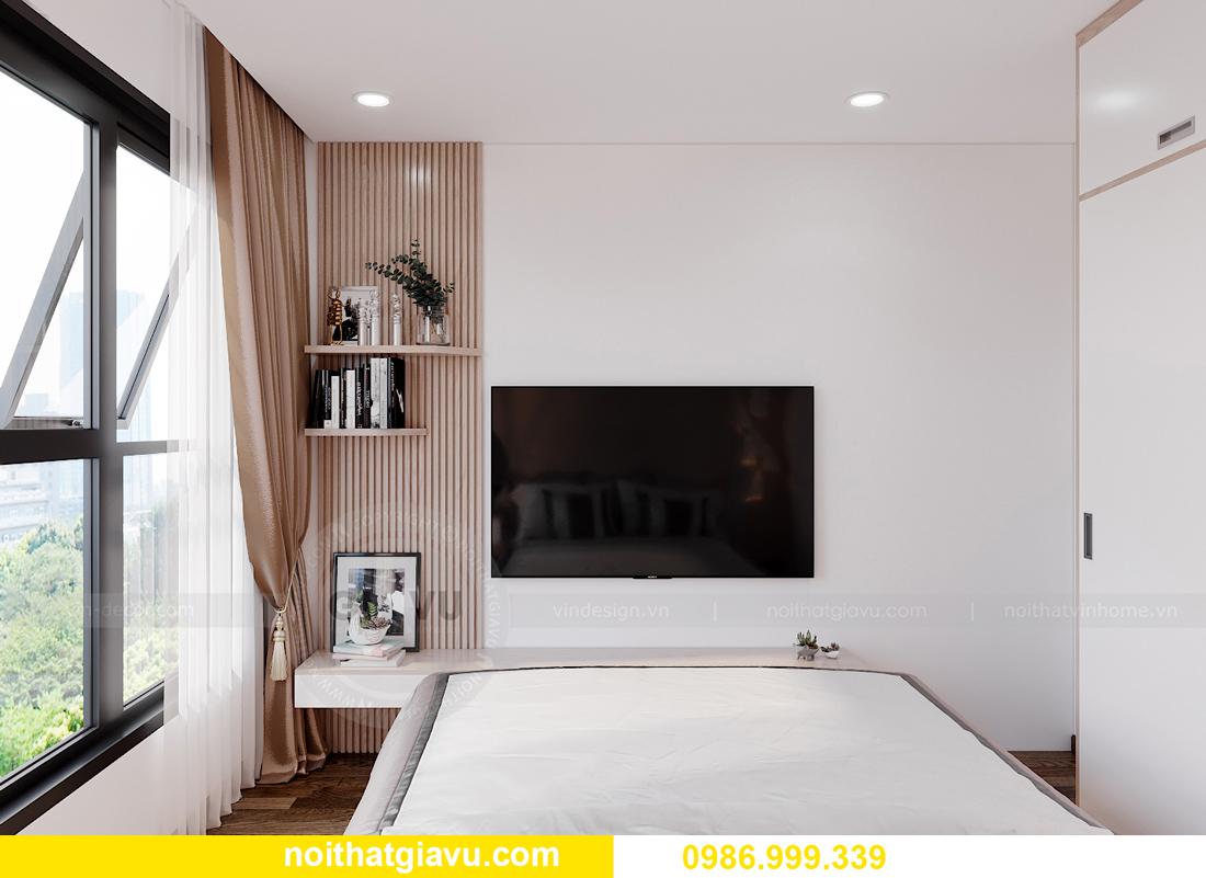 nội thất chung cư Smart City tòa S202 căn hộ 10A nhà anh Huy 7