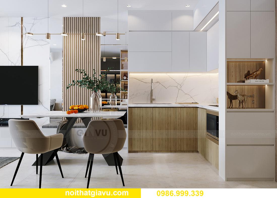 hoàn thiện nội thất căn hộ Smart City tòa S201 căn 2903 anh Hòa 1