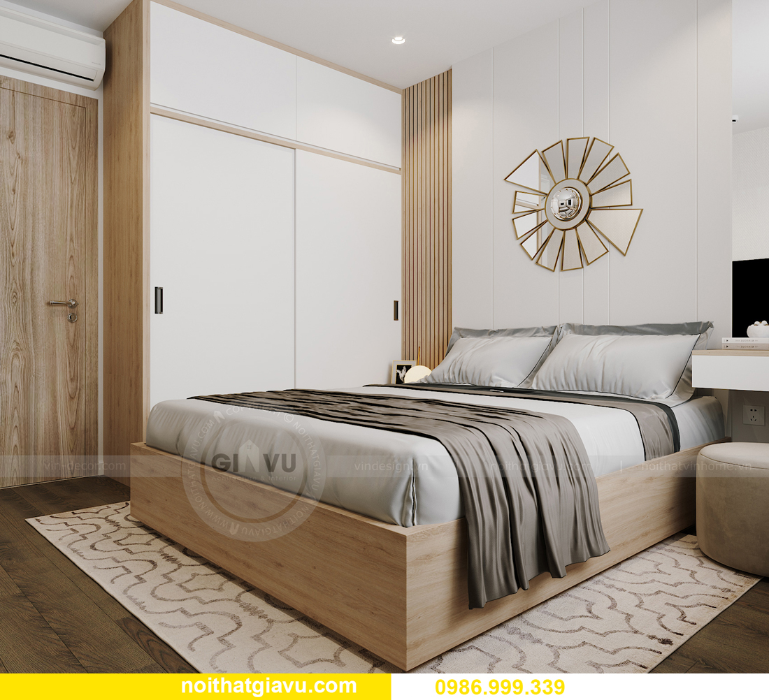 hoàn thiện nội thất căn hộ Smart City tòa S201 căn 2903 anh Hòa 11