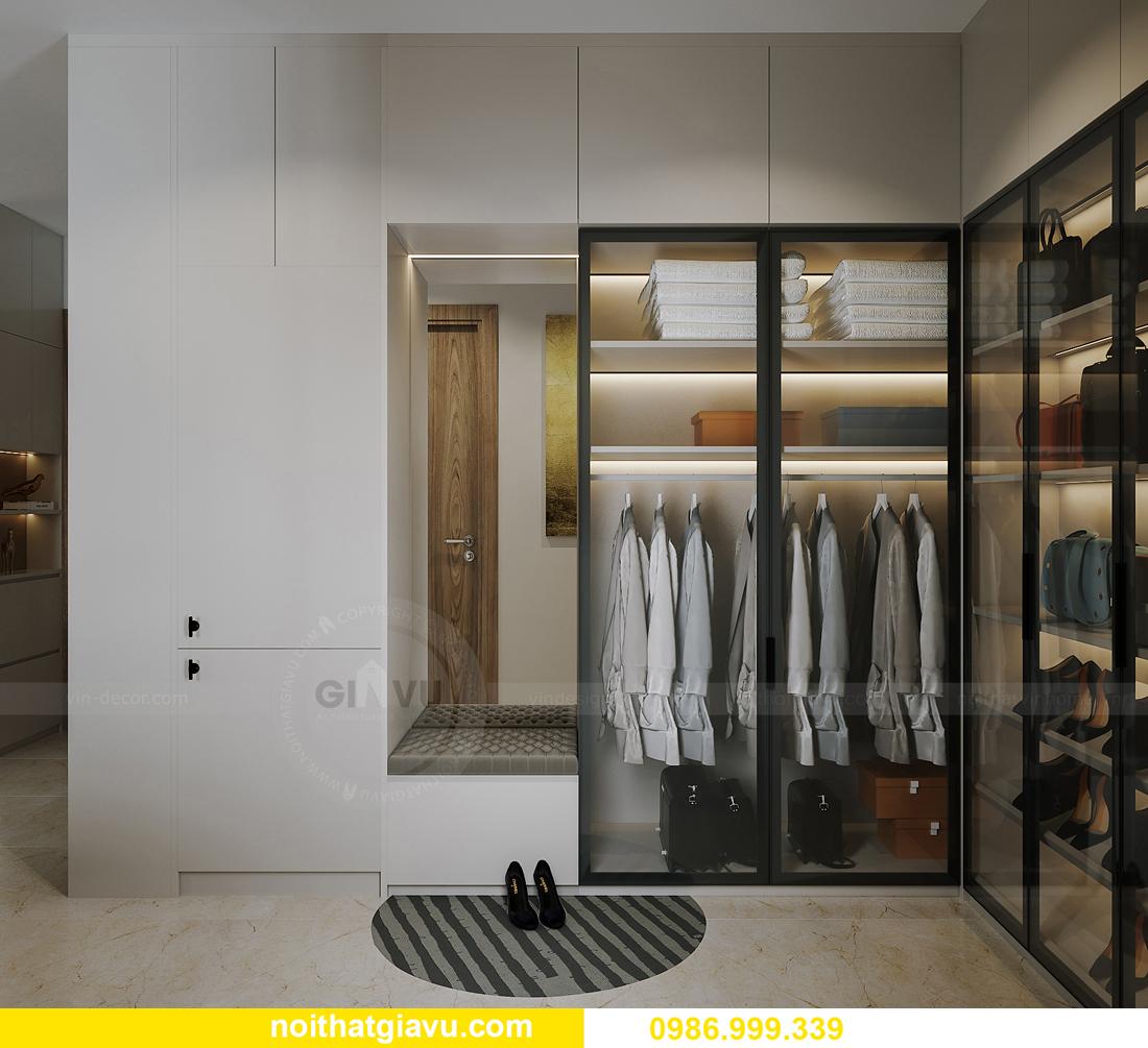 hoàn thiện nội thất căn hộ Smart City tòa S201 căn 2903 anh Hòa 7