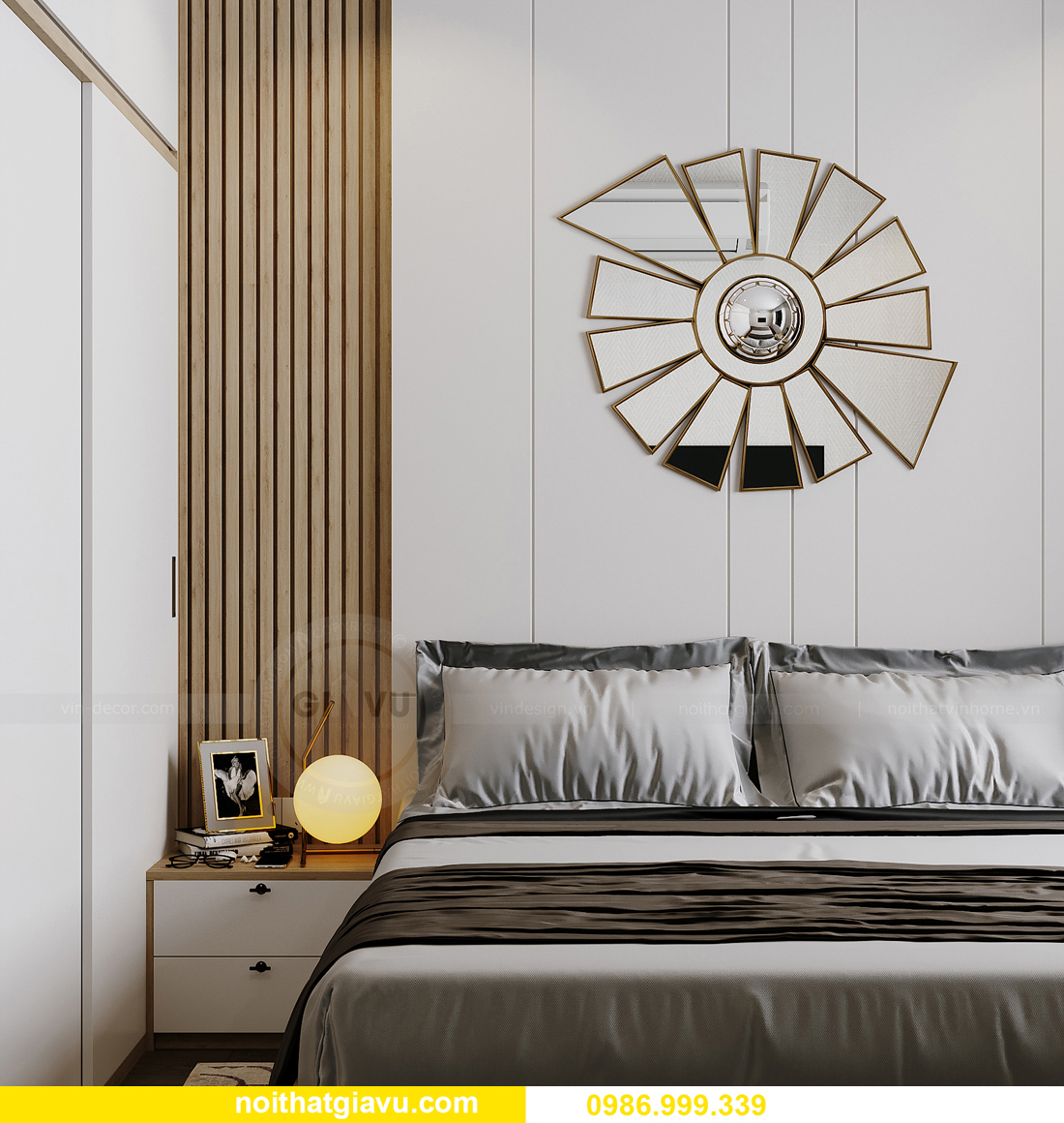 hoàn thiện nội thất căn hộ Smart City tòa S201 căn 2903 anh Hòa 9